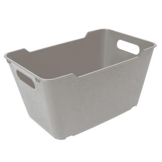 Pojemnik do przechowywania - Lotta - 6 litrów - miejski szary