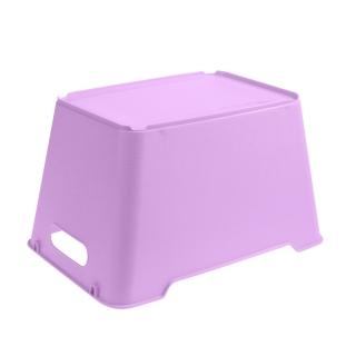 Pojemnik do przechowywania - Lotta - 12 litrów - liliowy