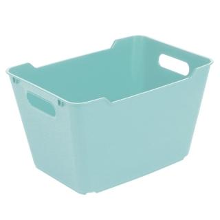 Pojemnik do przechowywania - Lotta - 12 litrów - wodny niebieski