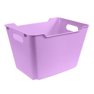 Pojemnik do przechowywania - Lotta - 20 litrów - liliowy