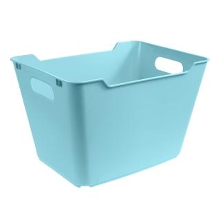 Pojemnik do przechowywania - Lotta - 20 litrów - wodny niebieski