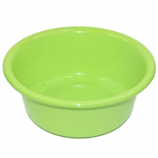 Miska okrągła - śr. 16 cm - zielona