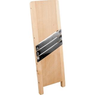 Szatkownica drewniana, średnia - z 3 ostrzami