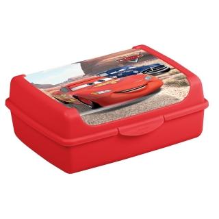 Pojemnik do przechowywania - Olek 'Auta' - 1 litr - czerwony