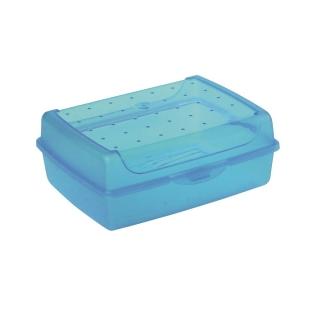 Pojemnik na żywność - Luca - 1 litr - świeży niebieski