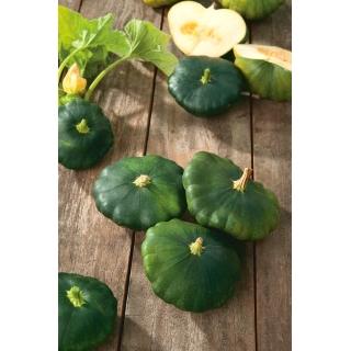 Patison Okra - zielony