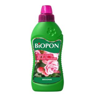 Nawóz do begonii - Biopon - 500 ml