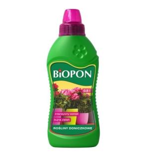 Nawóz do roślin doniczkowych - Biopon - 500 ml