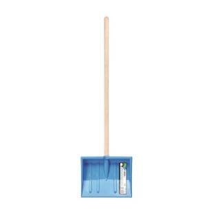 Łopata do odśnieżania - Bobo - 25 cm - niebieski