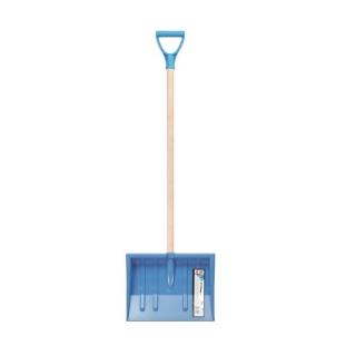 Łopata do odśnieżania - Iglo Comfort - 29 cm - niebieski