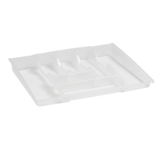 Wkład do szuflad rozsuwany - transparentny