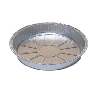 Foremka aluminiowa do pieczenia - okrągła - do serników i ciast jogurtowych - 635 ml - 5 szt.
