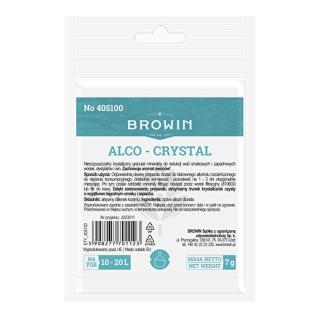 Alco - crystal - do redukcji wad smakowych i zapachowych alkoholi