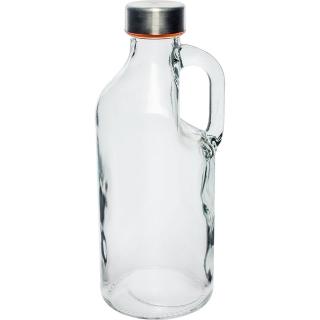 Butelka Samuraj z zakrętką i rączką - 1 litr
