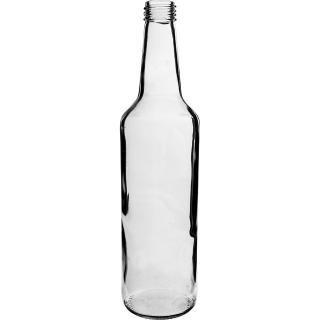 Butelka na wódkę - 500 ml - 8 szt.