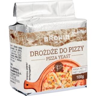 Drożdże do pizzy - 100 g