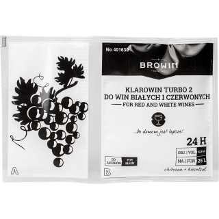 Klarowin Turbo 2 - chitosan + kiselsol - 15g + 50 g