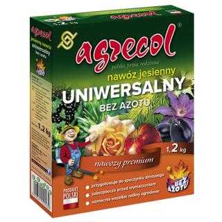 Nawóz jesienny uniwersalny - bez azotu - Agrecol - 1,2 kg