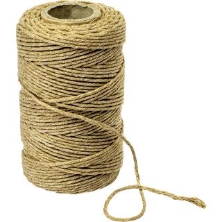 Nici wędliniarskie bawełniane, szare - 100 g - do 240⁰C
