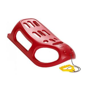 Sanki Little Seal - czerwony