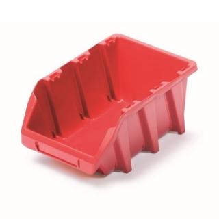 Skrzynka narzędziowa, kuweta warsztatowa - Bineer Long - 7,7 x 12 cm - czerwony