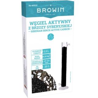 Węgiel aktywny z brzozy syberyjskiej - 0,2 kg