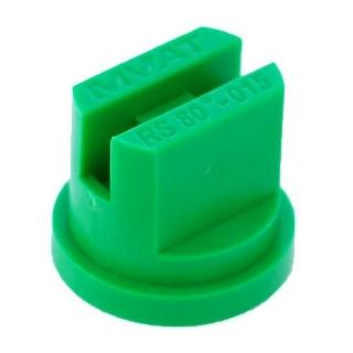 Dysza do opryskiwacza, rozpylacz szczelinowy SF-015 - zielony - Kwazar