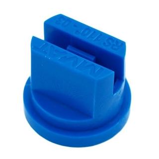 Dysza do opryskiwacza, rozpylacz szczelinowy SF-03 - niebieski - Kwazar