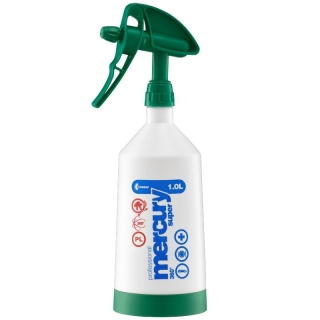 Opryskiwacz ręczny Mercury Super 360 Cleaning Pro+ - zielony - 1 l - Kwazar