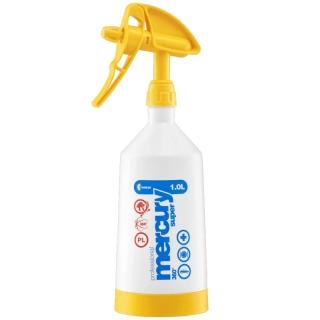 Opryskiwacz ręczny Mercury Super 360 Cleaning Pro+ - żółty - 1 l - Kwazar