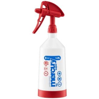 Opryskiwacz ręczny Mercury Super 360 Cleaning Pro+ - czerwony - 1 l - Kwazar