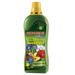 Biohumus - nawóz do roślin kwitnących - Agrecol - 350 ml