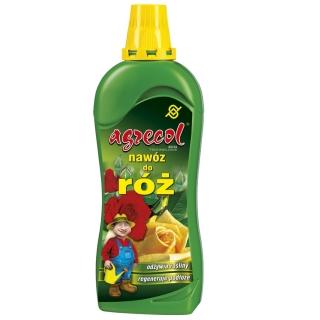 Skoncentrowany nawóz płynny do róż - Agrecol - 750 ml