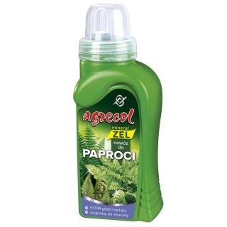 Nawóz do paproci w formie żelu - Agrecol - 250 ml