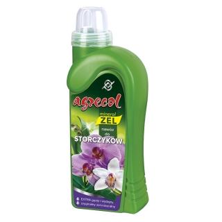 Nawóz do storczyków w formie wydajnego żelu - Agrecol - 250 ml