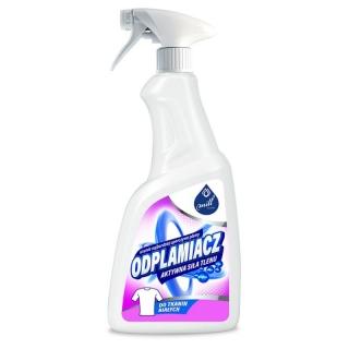 Odplamiacz do tkanin białych - usunie nawet uporczywe plamy - Mill Clean - 555 ml
