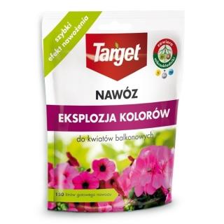 Nawóz do roślin balkonowych - Eksplozja kolorów - Target - 150 g