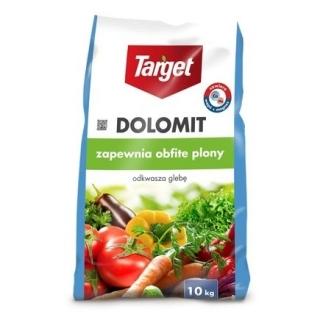 Dolomit - poprawia właściwości gleby - Target - 10 kg