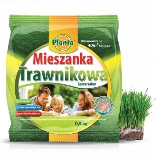 Mieszanka trawnikowa - najbardziej uniwersalna mieszanka traw - Planta - 5 kg
