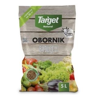 Obornik bydlęcy granulowany - Target - 5 litrów