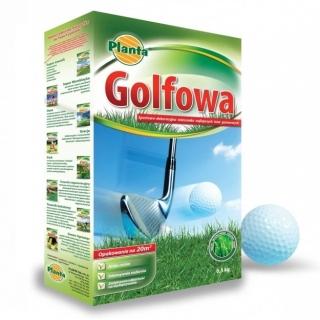 Trawa Golfowa - odporna na użytkowanie i niskie koszenie - Planta - 0,5 kg