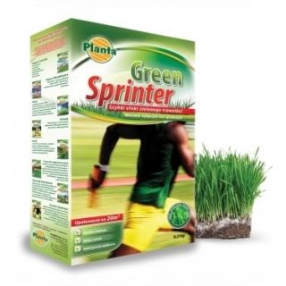 Green Sprinter - trawa szybko kiełkująca i nisko rosnąca - Planta - 0,5 kg