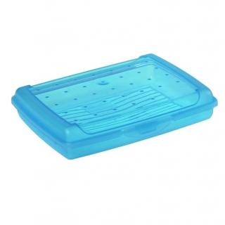 Pojemnik na żywność - Luca - 0,5 litra - świeży niebieski