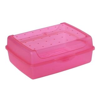 Pojemnik na żywność - Luca - 1 litr - świeży różowy