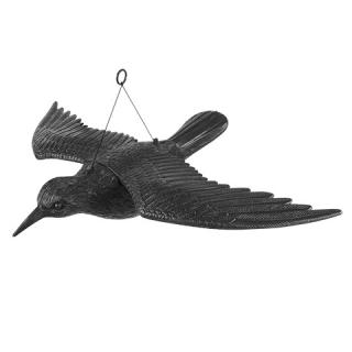 Kruk lecący duży - 55 cm - odstraszacz ptaków