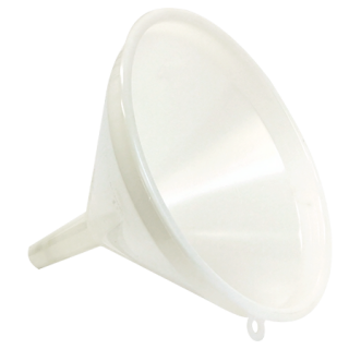 Lejek plastikowy - śr. 25 cm