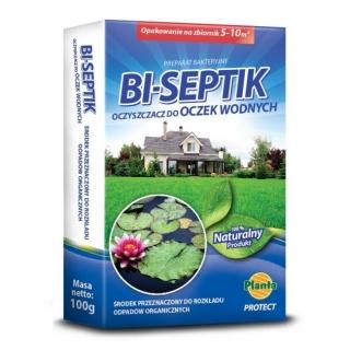 Preparat do oczyszczania oczek wodnych - BiSeptik - 100 g
