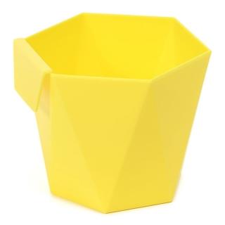 Modułowa osłonka na zioła Heca - 10,5 cm - żółta
