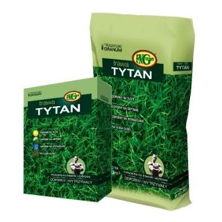 Mieszanka traw - Tytan - 1 kg