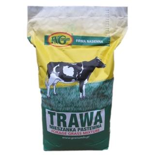 Mieszanka traw pastewnych - Pastwiskowa KP-4 - 10 kg